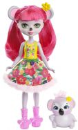 Enchantimals - Karina Koala Doll & Animal